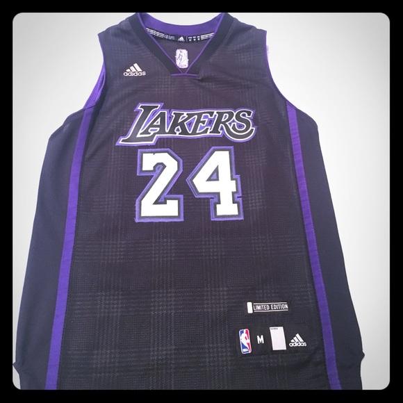 e81ed4821e17 adidas Tops - LA Lakers Women s Jersey